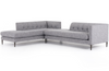 Kolbe Right Arm-Facing Sectional