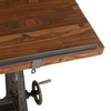 "Levi Industrial 62"" Adjustable Drafting Desk"