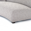 Lilliana Left-Arm Crescent Sectional