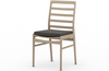 Lovell Brown Outdoor Dining Chair