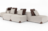 Melaina 6-Piece Pit Sectional