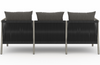 Novak Grey Outdoor Sofa