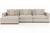 Pearson 3-Piece Sectional w/ Storage Ottoman
