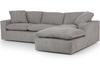 Plaudit Right-Facing Two-Piece 106″ Sectional