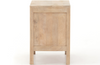 Sarava Left-Facing Nightstand