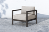 Savina Bronze Outdoor Chair