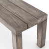 Sean Outdoor Dining Bench