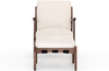 Serena Chair with Ottoman
