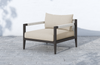 Shawna Bronze Outdoor Chair