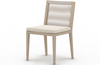 Shayla Washed Brown Outdoor Chair