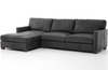 Springfield 2-Piece Left-Arm-Facing Sectional Chaise