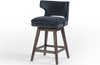 Tamia Swivel-Base Counter Stool