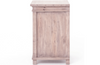 Skyler Bedside Nightstand in Bleached Brown