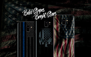 American flag phone skins, Available for all phone cases. Best selection in iPhone 7 phone cases, and iPhone 6 cases.  Freedom skins and wraps.
