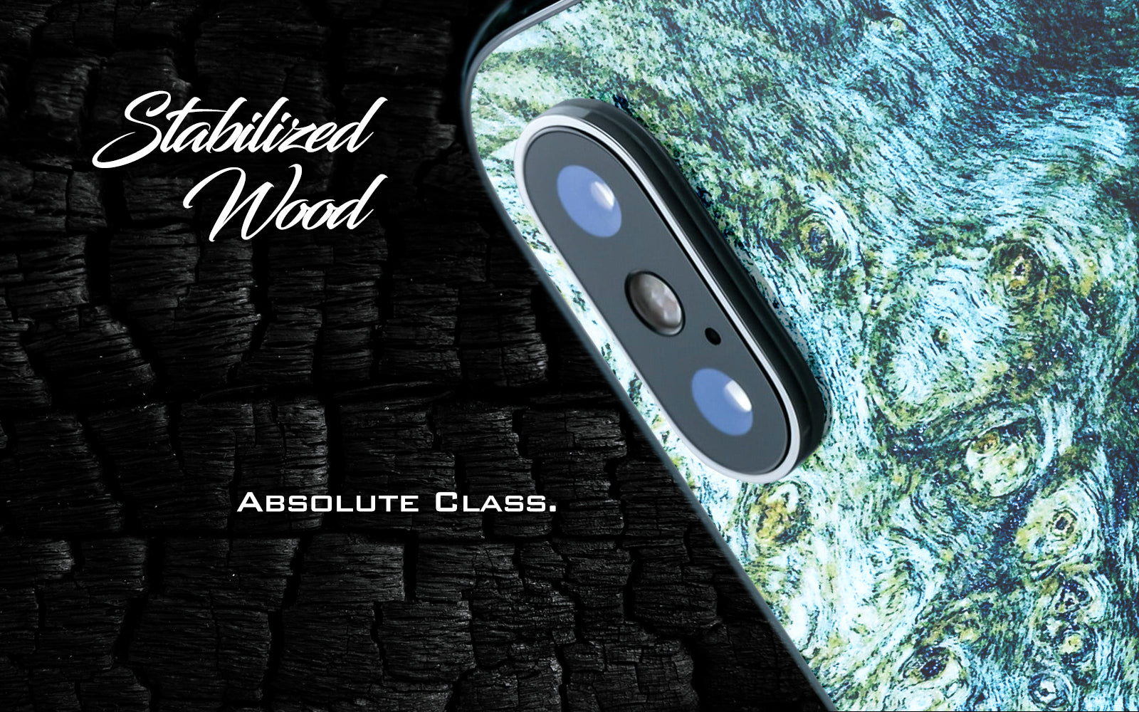 Stabilized Wood skins available for phone cases. iPhone 6 cases, and iPhone 7 phone cases. Exclusively at jwskinz.com