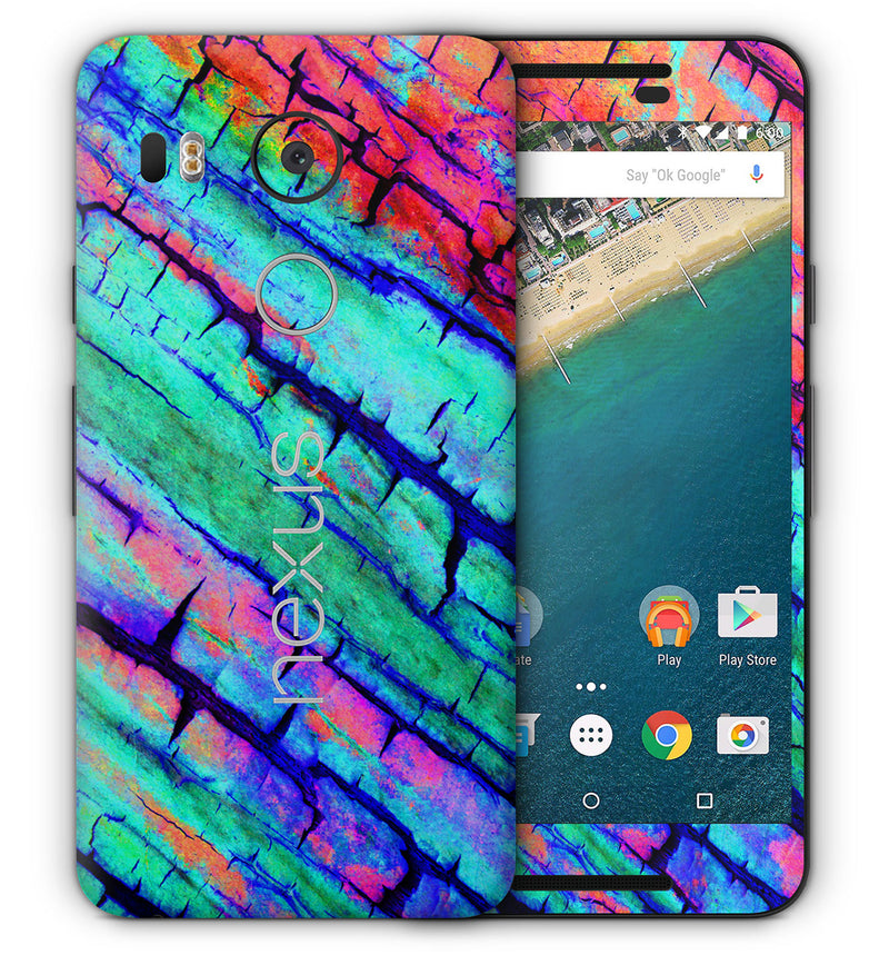 Google Nexus 5X Phone Skins Abstract - JW Skinz