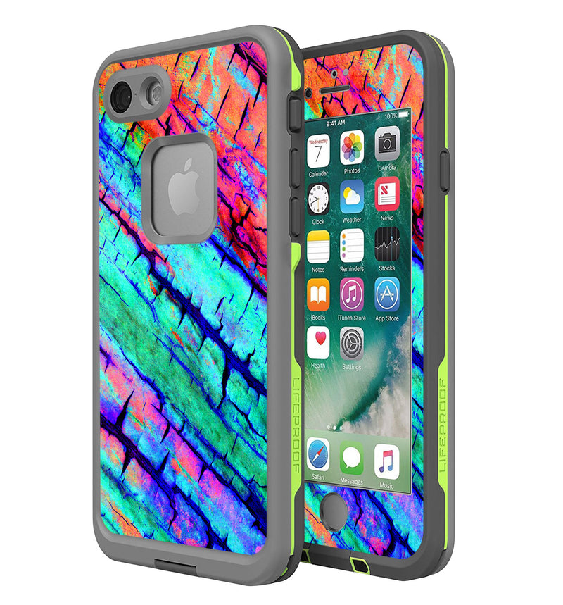 LifeProof FRE Skin iPhone 7/8 Abstract - JW Skinz