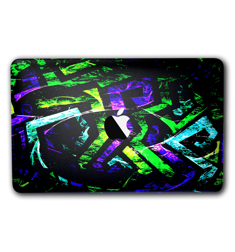 "Macbook Air 13"" Abstract Collection - JW Skinz"