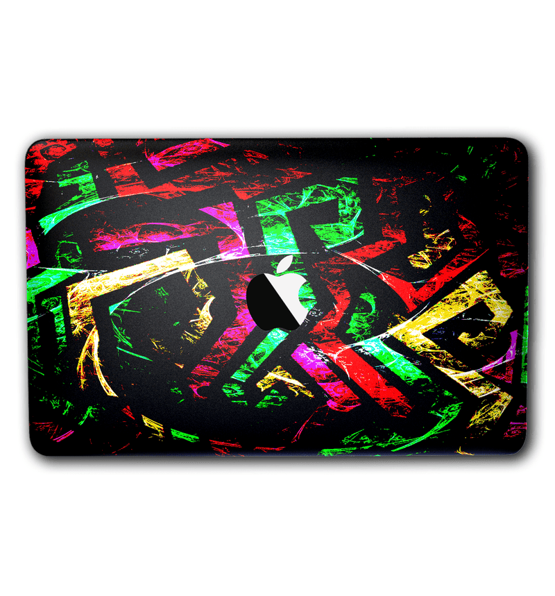 "Macbook Pro 13"" with Touch Bar Abstract Collection - JW Skinz"