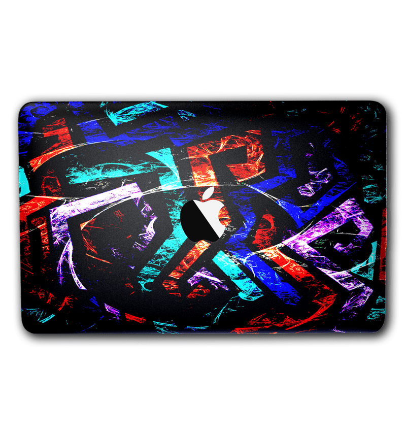 "Macbook Pro 15"" with Retina Abstract Collection - JW Skinz"