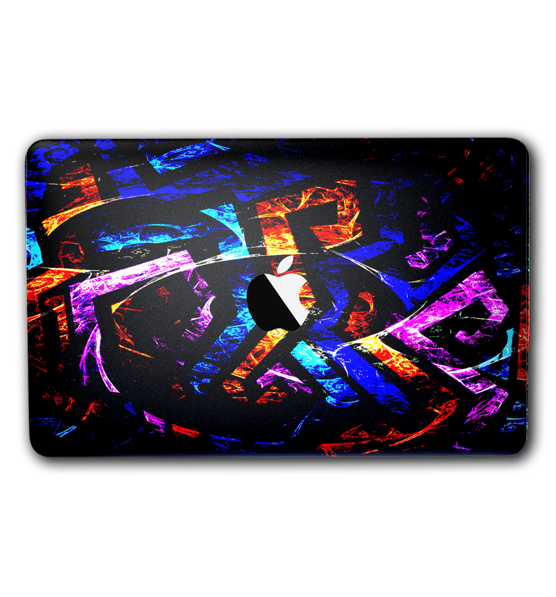 "Macbook Air 11"" Abstract Collection - JW Skinz"