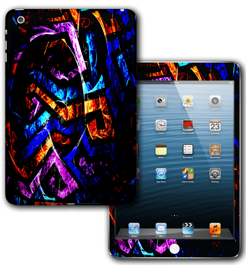 iPad mini / mini 2 Abstract Collection - JW Skinz