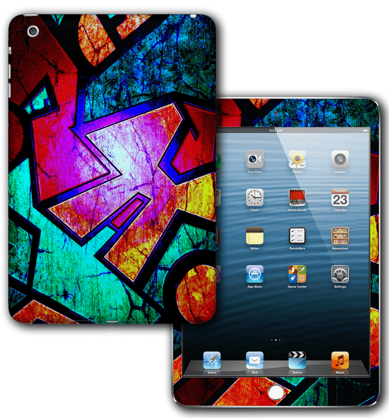 iPad mini 3 / mini 4 Abstract Collection - JW Skinz