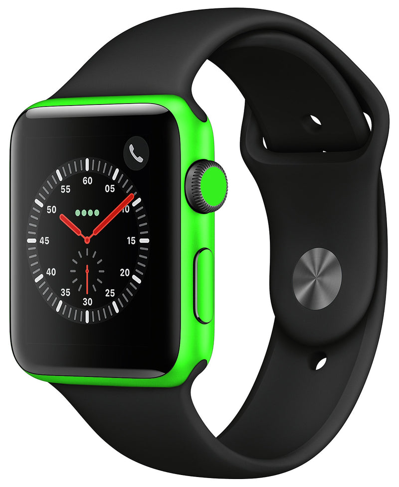 Apple Watch 38mm Series 3 Fluorescent Skins - JW Skinz