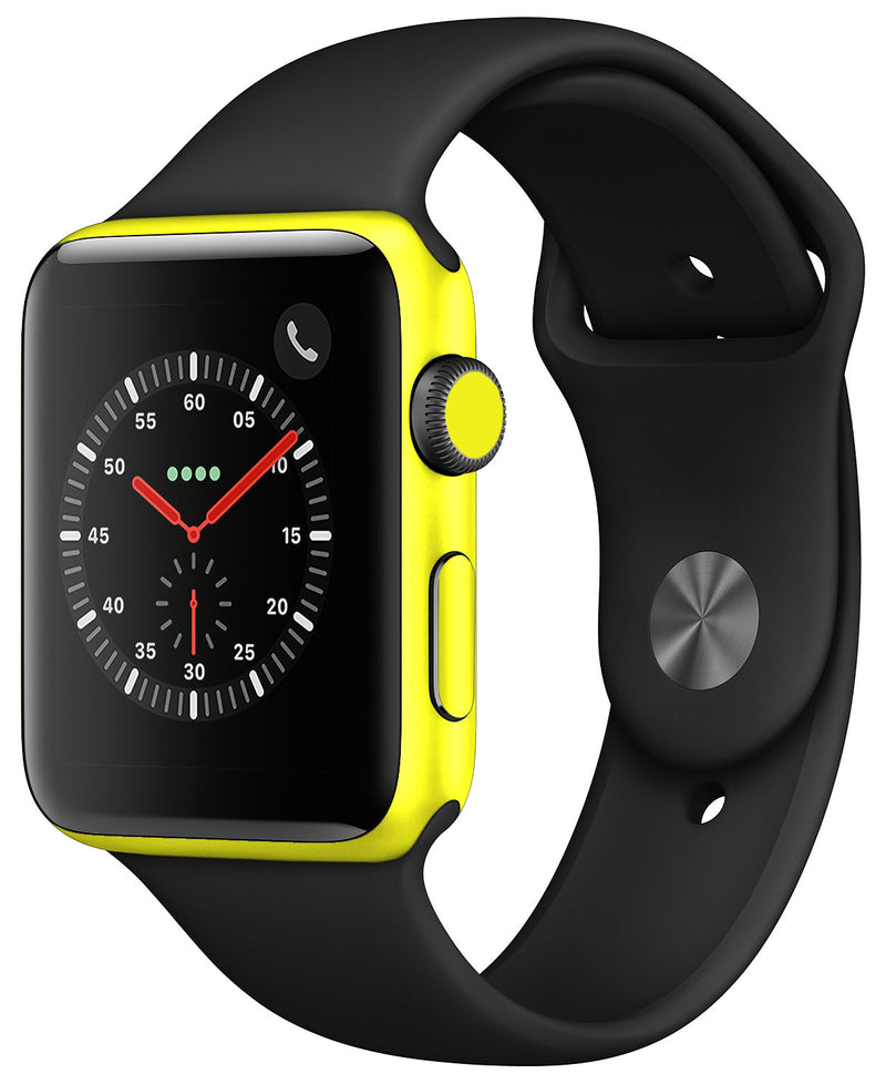 Apple Watch 42mm Series 3 Fluorescent Skins - JW Skinz