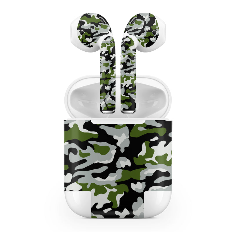 Apple AirPod Skins Camo