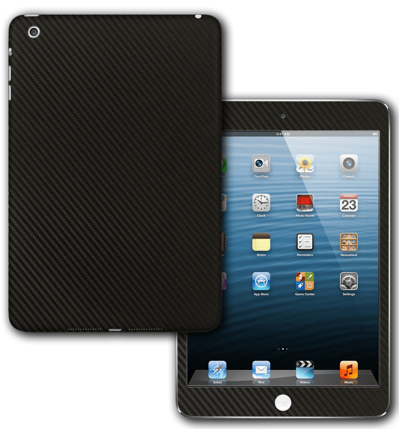 iPad mini / mini 2 Carbon fiber Collection - JW Skinz
