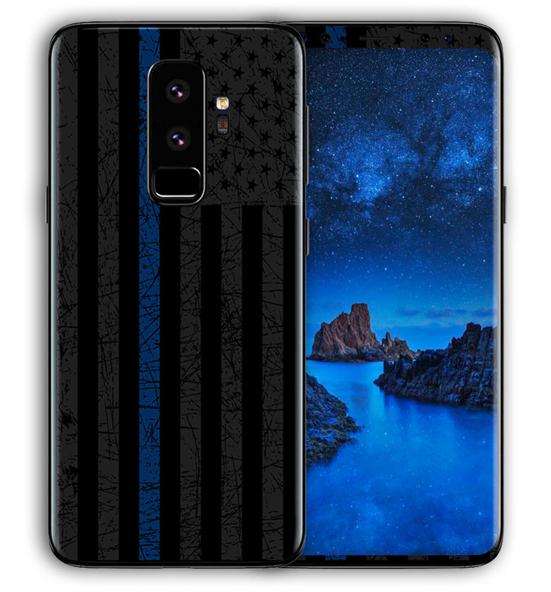 Galaxy S9 Plus Phone Skins Freedom - JW Skinz