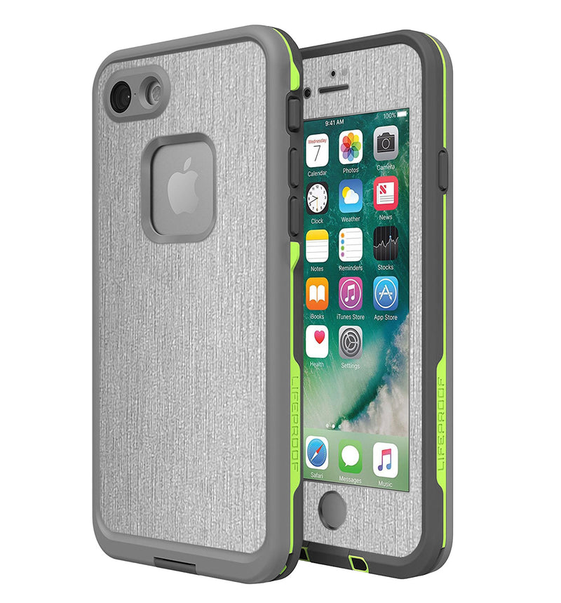 LifeProof FRE Skin iPhone 7/8 Brushed Aluminum - JW Skinz