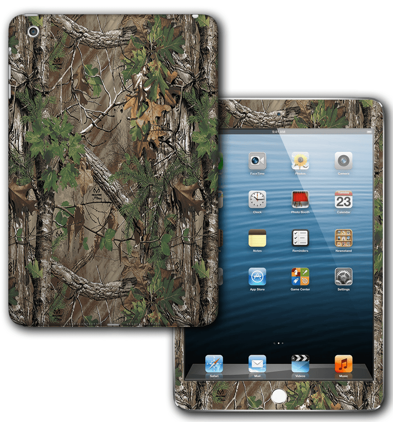 iPad mini 3 / mini 4 Camo Collection - JW Skinz