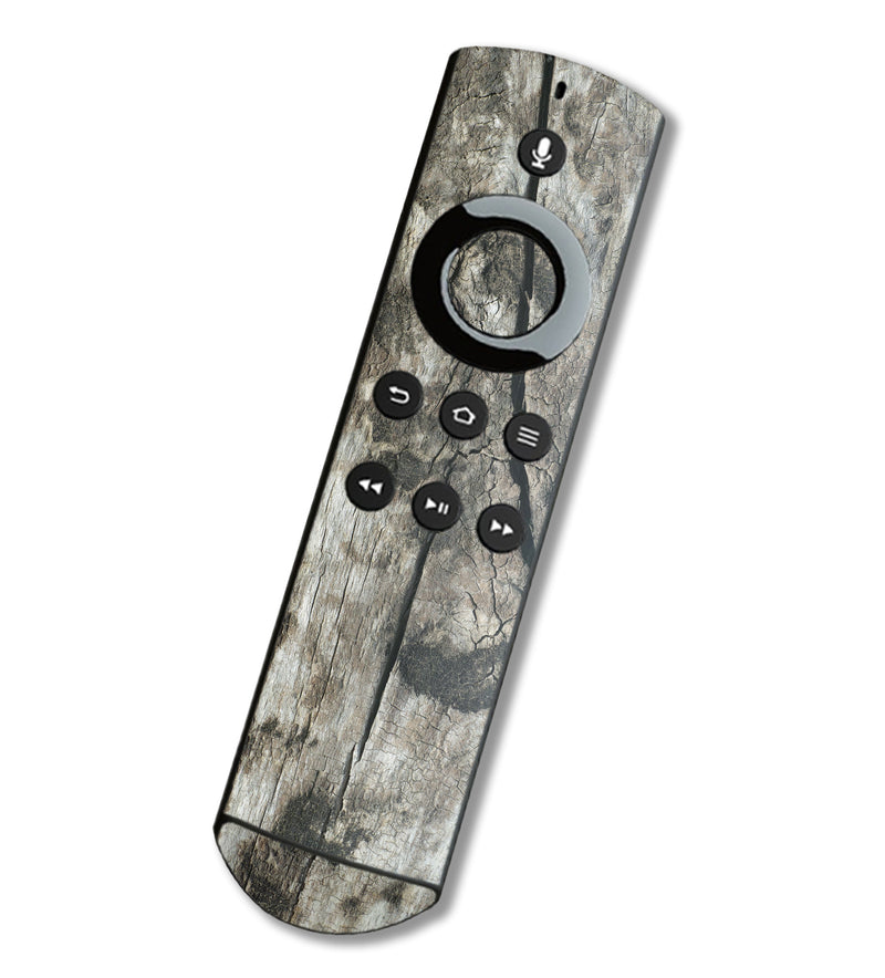 Fire TV Alexa Remote Skins Wood Grain - JW Skinz