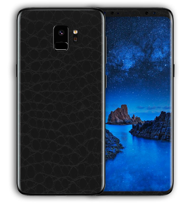 Galaxy S9 Phone Skins Textured - JW Skinz