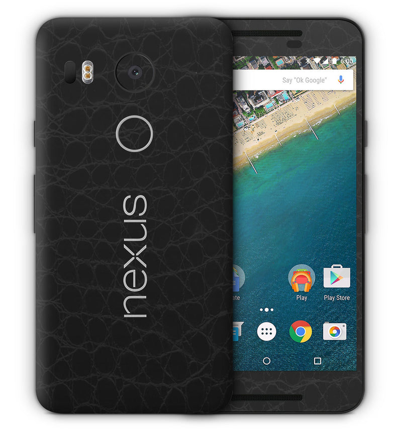 Google Nexus 5X Phone Skins Textured - JW Skinz
