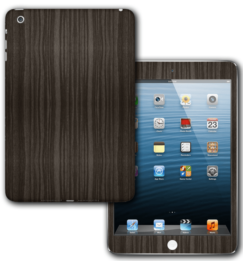 iPad mini / mini 2 Woodgrain Collection - JW Skinz