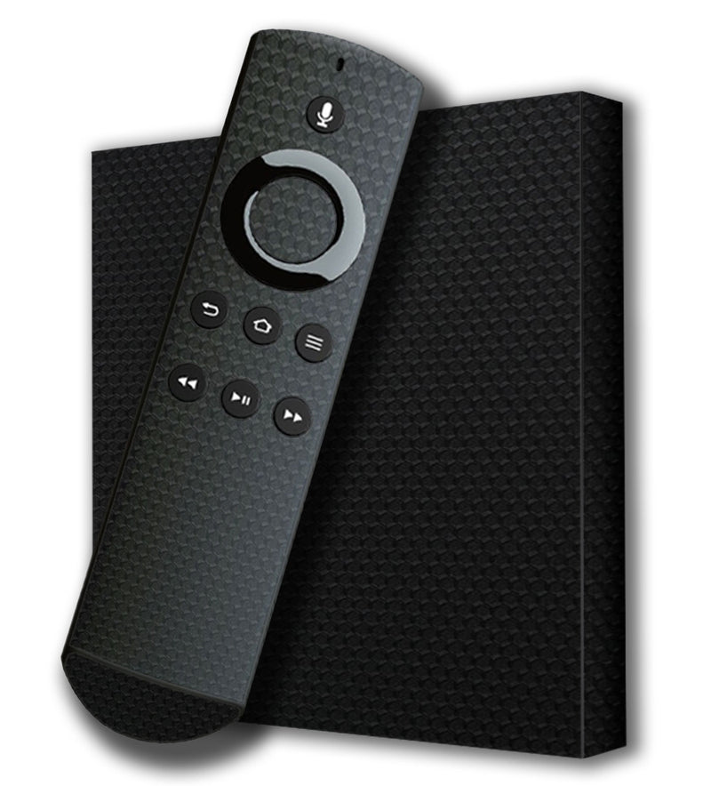 Amazon Fire TV 4K Skins Textured - JW Skinz