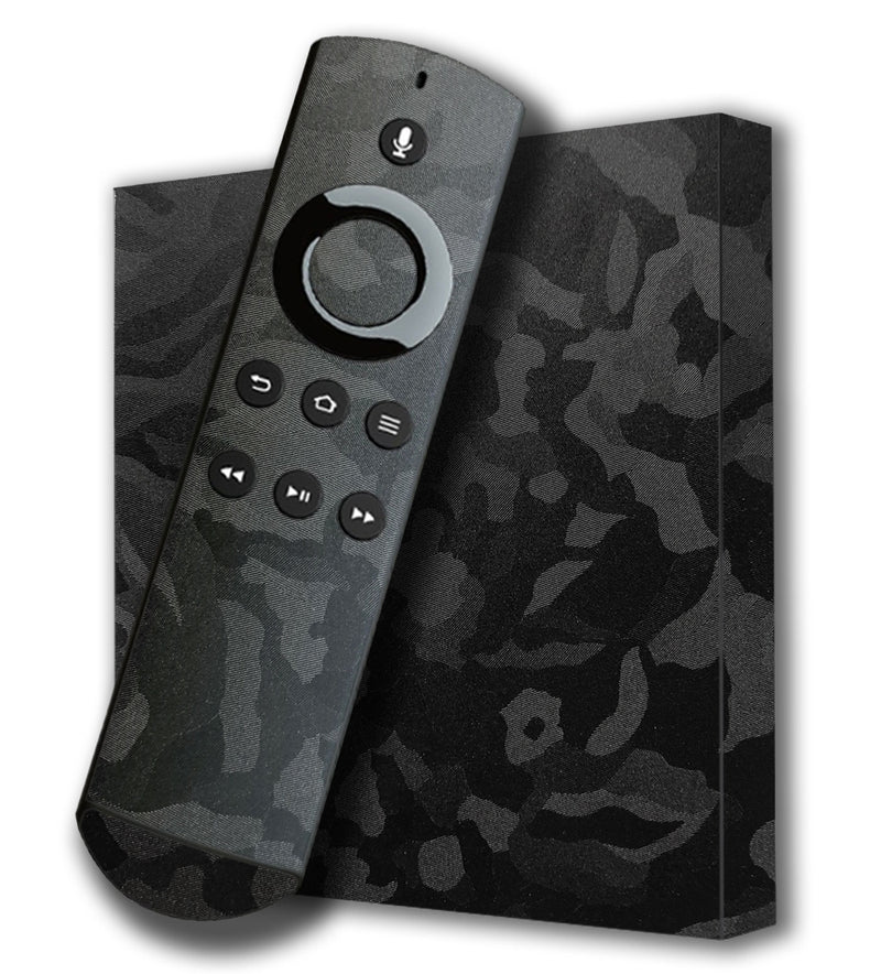 Amazon Fire TV 4K Skins Camo - JW Skinz