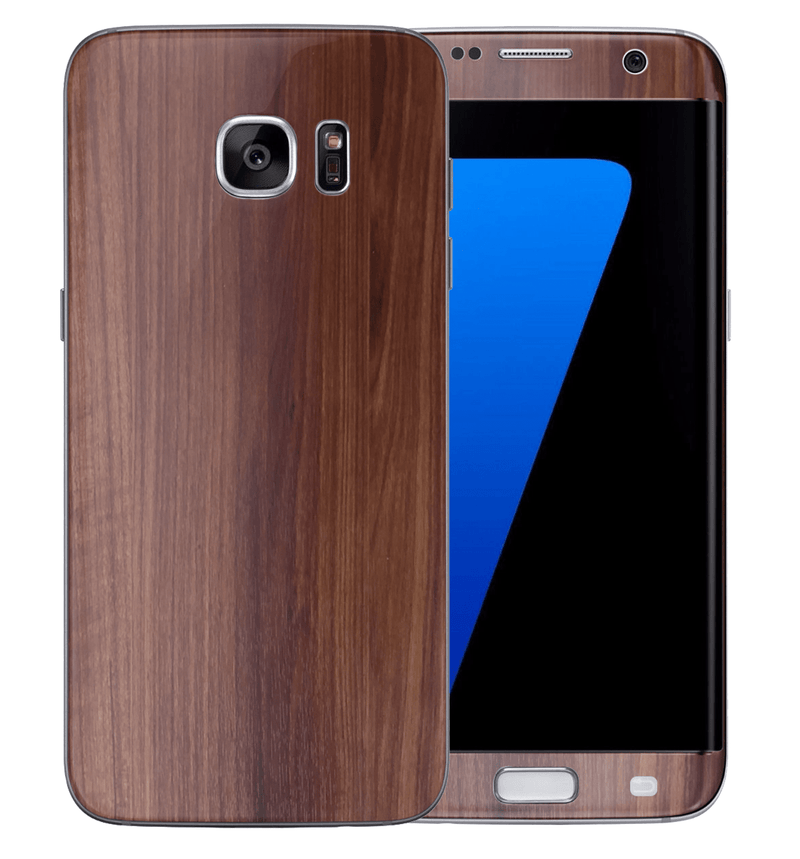 Galaxy S6 Edge Plus Woodgrain Collection - JW Skinz