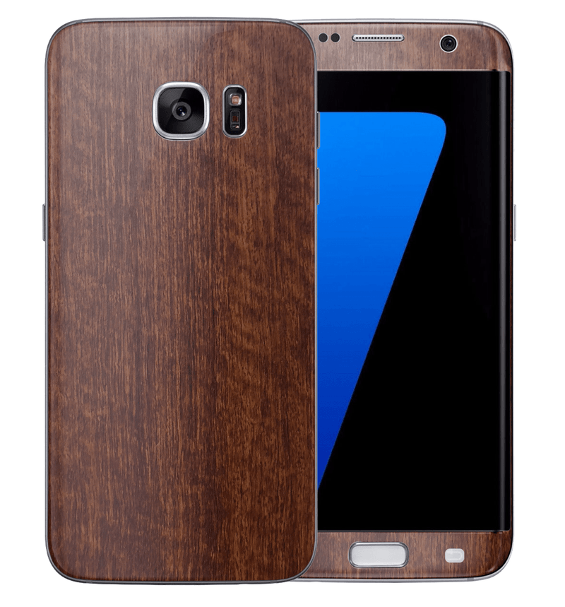 Galaxy S7 Edge Woodgrain Collection - JW Skinz