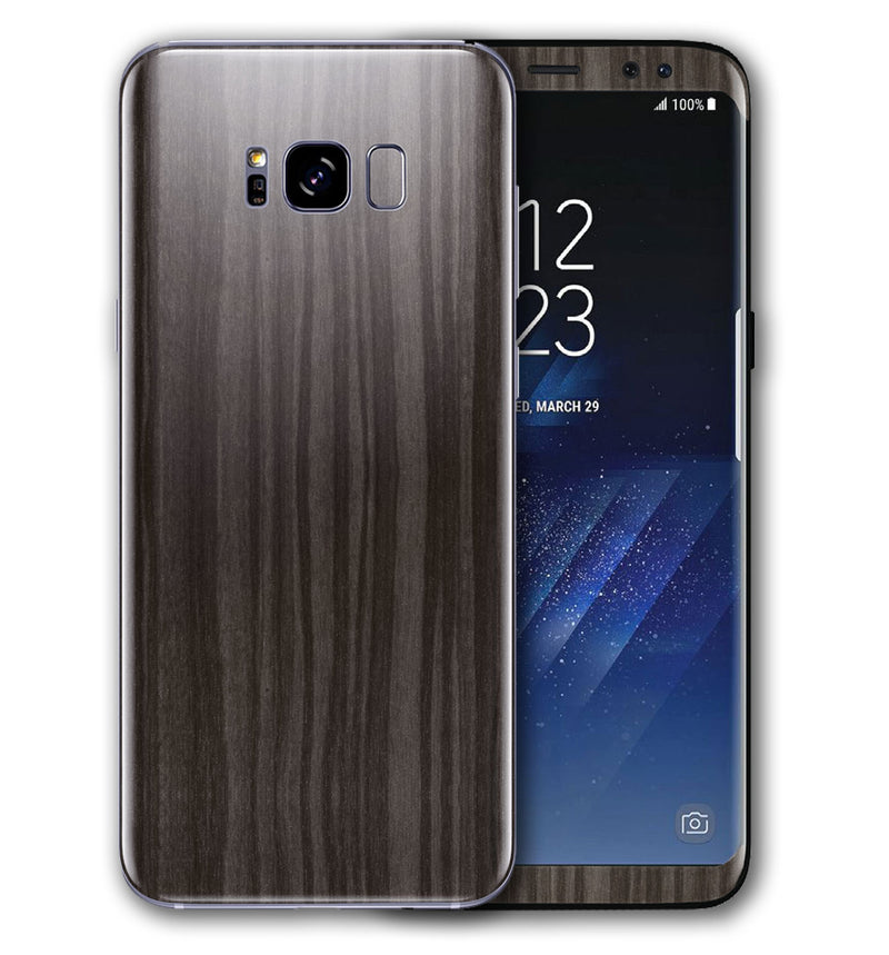 Galaxy S8 Plus Woodgrain Collection - JW Skinz