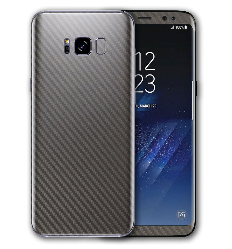 Galaxy S8 Plus Carbon Collection - JW Skinz