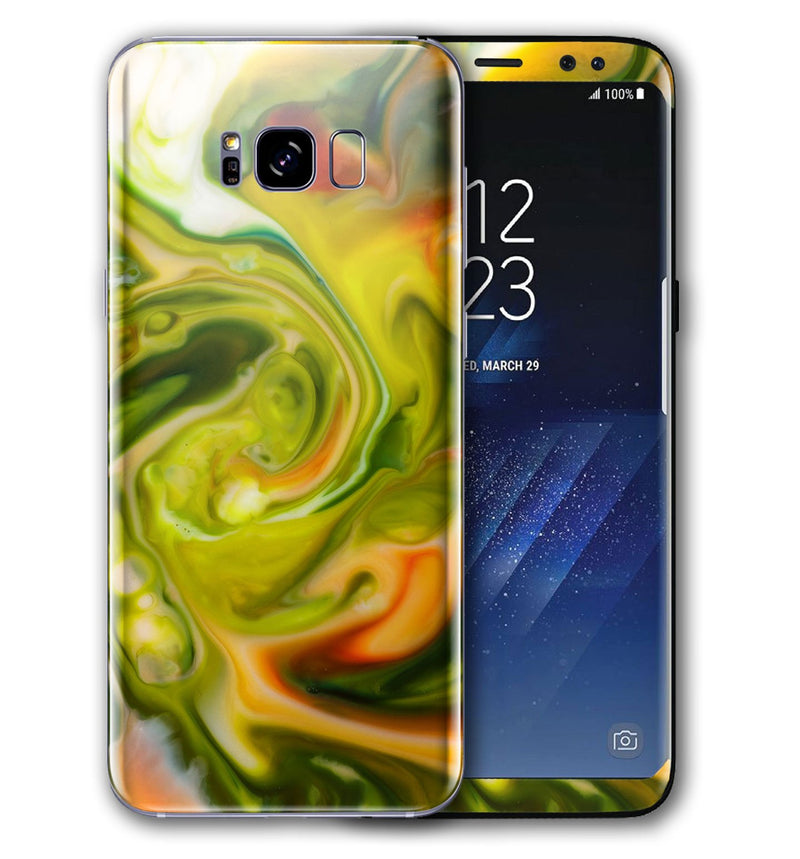 Galaxy S8 Marble Collection - JW Skinz