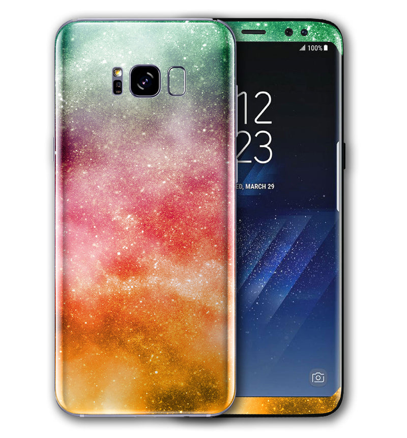 Galaxy S8 Plus Marble Collection - JW Skinz