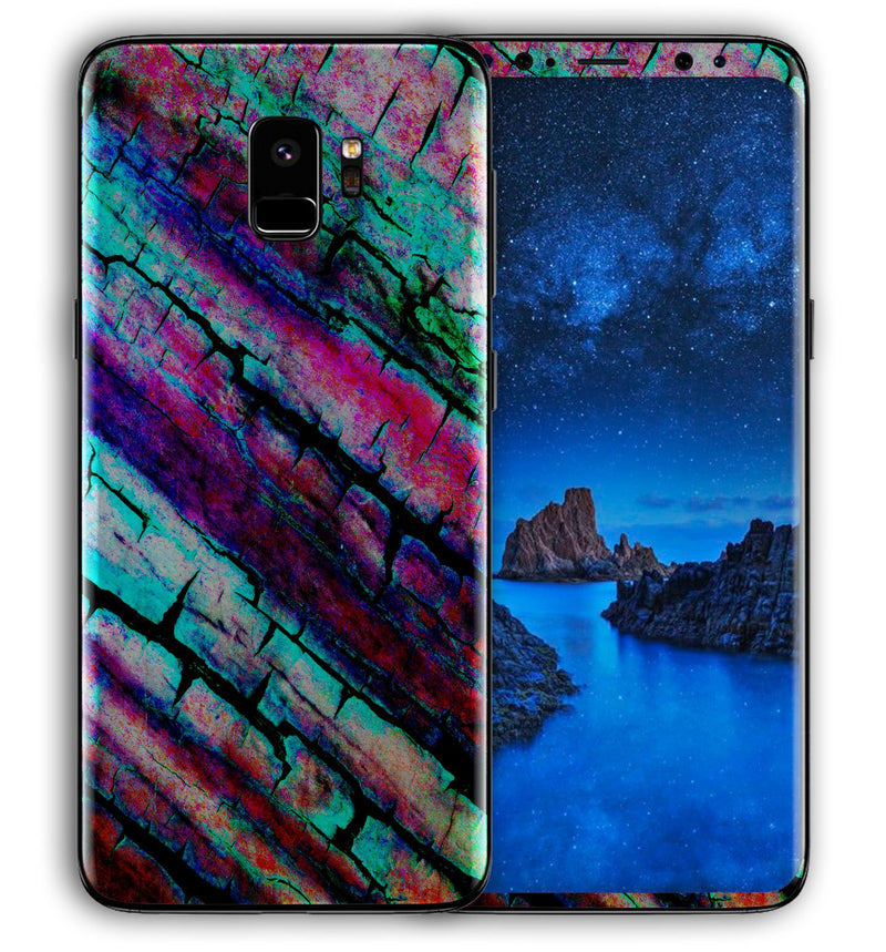 Galaxy S9 Phone Skins Abstract - JW Skinz