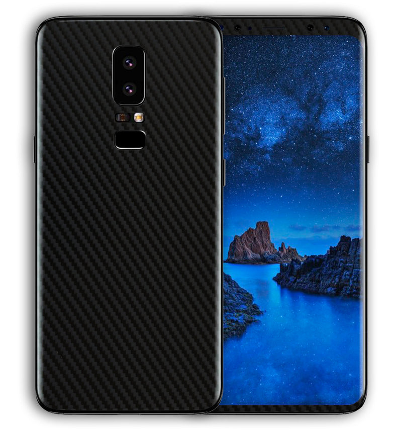 Galaxy S9 Plus Phone Skins Carbon Fiber - JW Skinz
