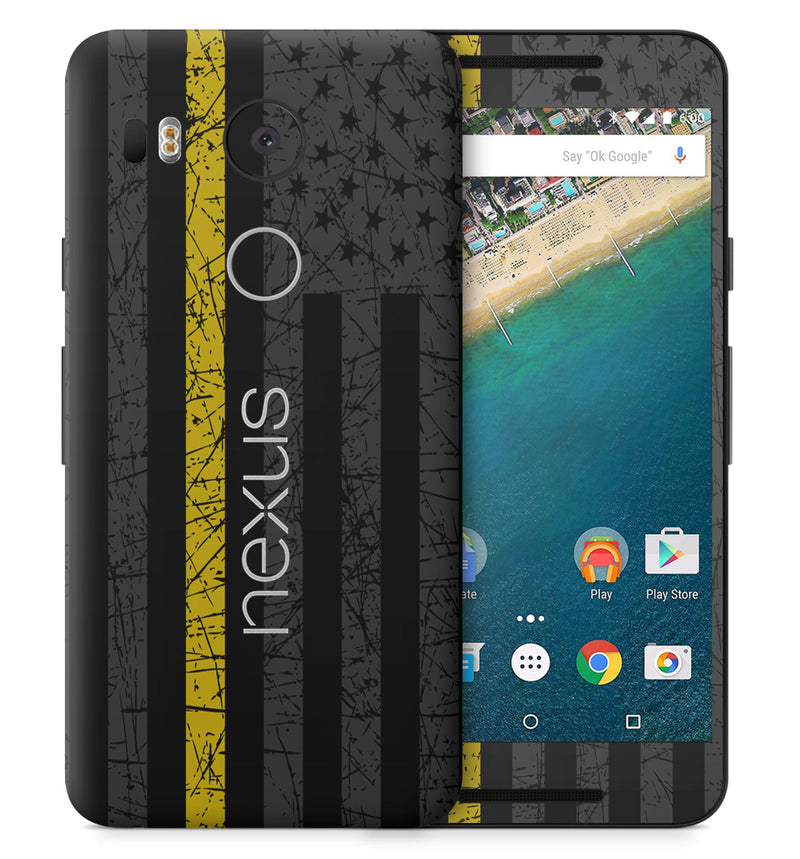 Google Nexus 5X Freedom Collection - JW Skinz