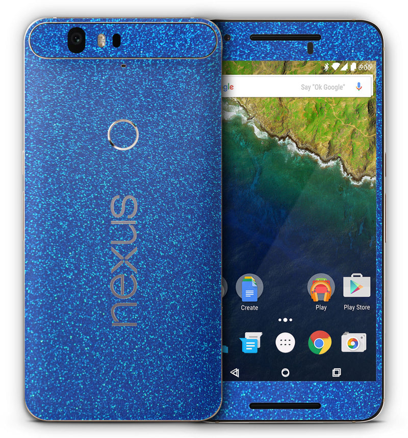 Google Nexus 6P Sparkle Collection - JW Skinz